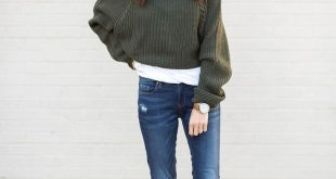 3 Ways to Style Cropped Sweaters