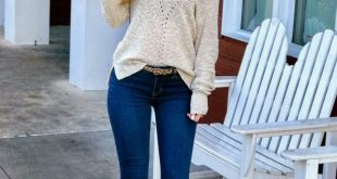 Comfy Casual Sweater Look