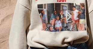 Graphic Vintage Sweater | Camp Firewood ❤️