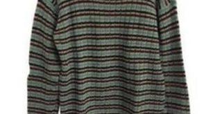 Stripes vintage sweater