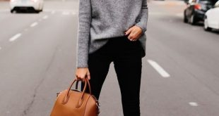 Style Sessions - Minimalist Winter Outfit Ideas
