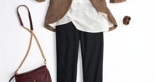 another great EASY outfit, an upgrade on my jeans and white tee with a scarf, ha...