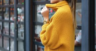 20 Formas De Usar Un Sweater Oversized Este Otoño