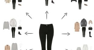 10 Möglichkeiten, schwarze Jeans zu tragen – Schwarze Jeans sind eine der vielseitigsten …
