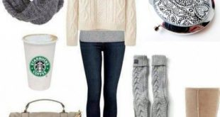20 Amazing Cute Sweater Outfit Ideas - Pretty Designs