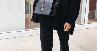 Mode femme casual, tenue confortable avec un panta... - #avec #Casual #confortab