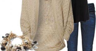 18 stilvolle Polyvore Outfits für diesen Herbst / Winter