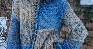 Boot-Ausschnitt Color Block Lose regelmäßige Pullover - #Block #BootAusschnitt...