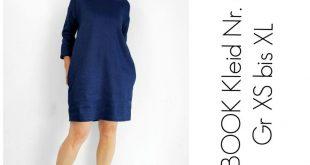 Ebook Kleid Nr. 4 [Tunika/Bluse]