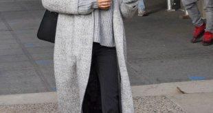 M O N O C H R O M E #woman #outfit #fashion #sweater #falloutfit