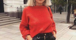 Mode-, Stil- und Outfit-Ideen und Inspirationen von Frauen, darunter Vintage-Chic