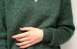 No Frills Sweater Muster von PetiteKnit - #