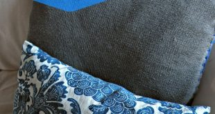 Turn a thrift store sweater into your new favorite cozy pillow in just a few sim...