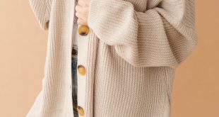 Willow Oversized Knit Cardigan