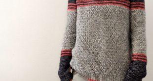 lilalu's cozy stripes (sample)